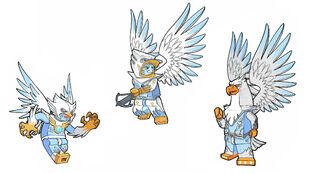 Eagles AnimalKingdomCharactersMoreLessAnimals002