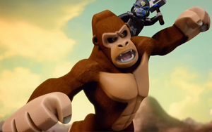 Gorilla Legend Beast