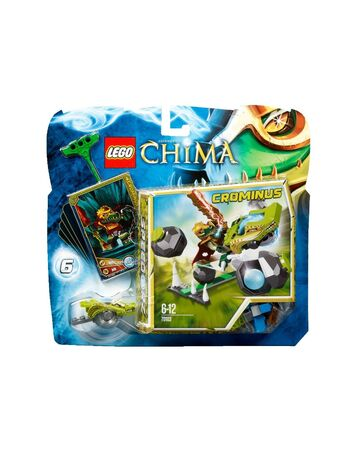 LEGO Legends of Chima Boulder Bowling 70103