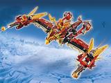 Flying Phoenix Flame Bastion
