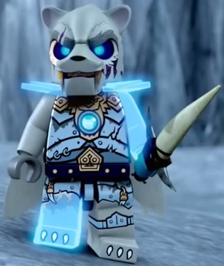 Kids-n-fun.com | 15 coloring pages of Lego Chima | 374x315