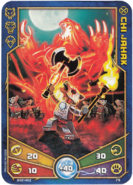 Chi Jahak Weapon card