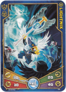 Lightnix Weapon card