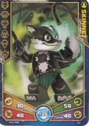 Skinnet Character card