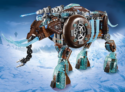 Ice Mammoth Stomper