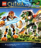 Legends of Chima Biofigs