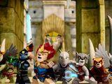 8 Heroes of Chima