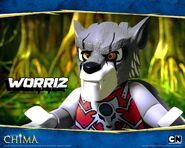 Chima wallpaper worriz 1280x1024