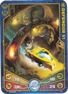 Defendor VI (armor version) Speedor card
