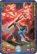 Maulus Weapon card