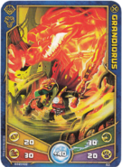 Grandiorus Weapon card