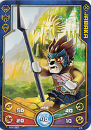 Jabaka Weapon card
