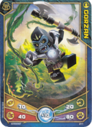 Outlands Gorzan Character card