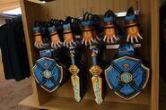 Bazaar Weapons