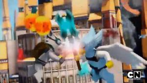 Attack on Eagle Spire