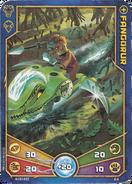 Fangorur Accessory card