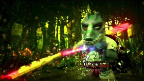 LEGO Legends of Chima Cragger Teaser Video