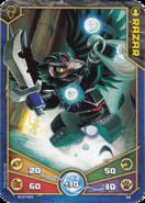 Razar Character card