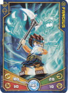 Fangius Weapon card