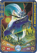 Nightbringor II Speedor card
