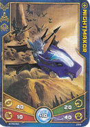 Nightmakor Speedor Accessory card