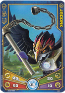 Jagonk Weapon card