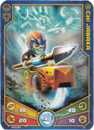 Chi Jabaka Weapon card