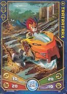 Tratratrax Speedor Accessory card