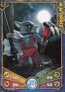Worriz Character card