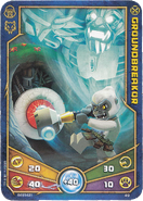Groundbreakor Weapon card