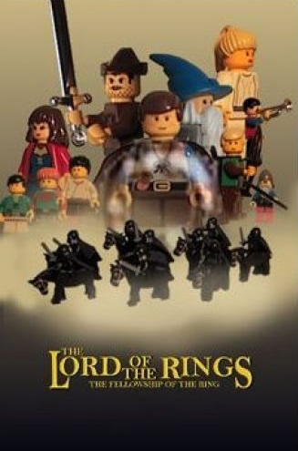 LEGO Lord of the Rings The Video Game. Minis Tirith and Beyond!