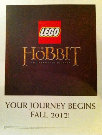 The Hobbit - An Unexpected Journey - Fall 2012