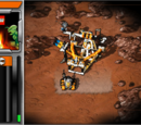 Mining the Red Planet