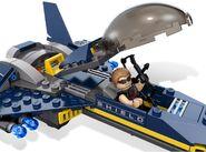 Hawkeye jet