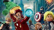 Avengers battling