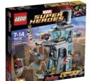 76038 Attack on Avengers Tower