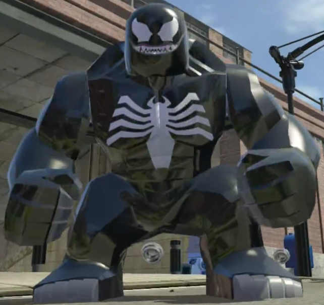 Venom (Ultimate) | Lego Marvel and DC Superheroes Wiki