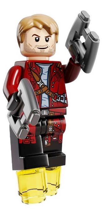Star-Lord (Film) | Lego Marvel and DC Superheroes Wiki ...