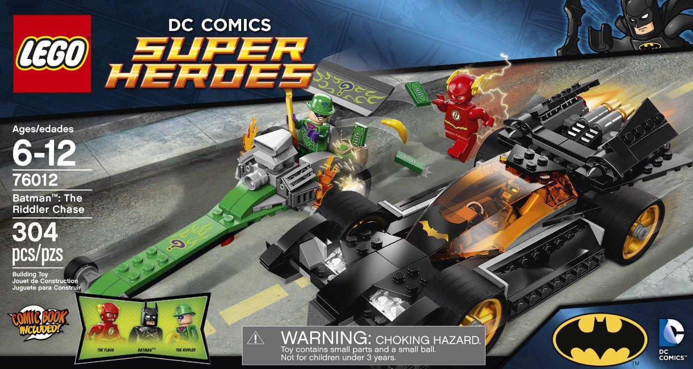 Superheroes And ChaseLego Riddler Dc Marvel 76012 BatmanThe m8OyvwNn0