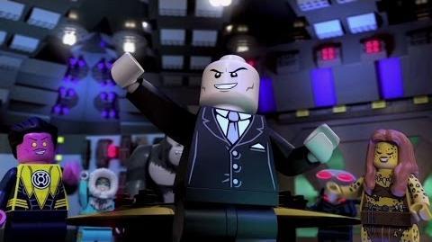 LEGO DC Comics Super Heroes Justice League Attack of the Legion of Doom! Trailer