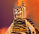 Zebra Batman