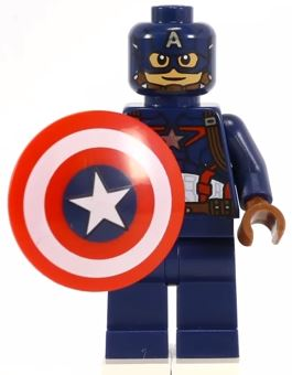 Captain america a aou lego marvel and dc superheroes wiki fandom powered by wikia - Lego capitaine america ...