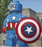 Captain America is classic