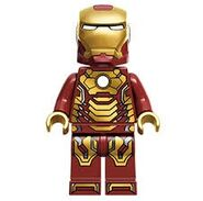 Iron man mark figure