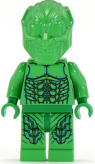 Lego Spiderman Figur Green Goblin 4851 4852