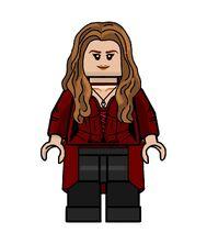 Wanda maximoff aka scarlet witch