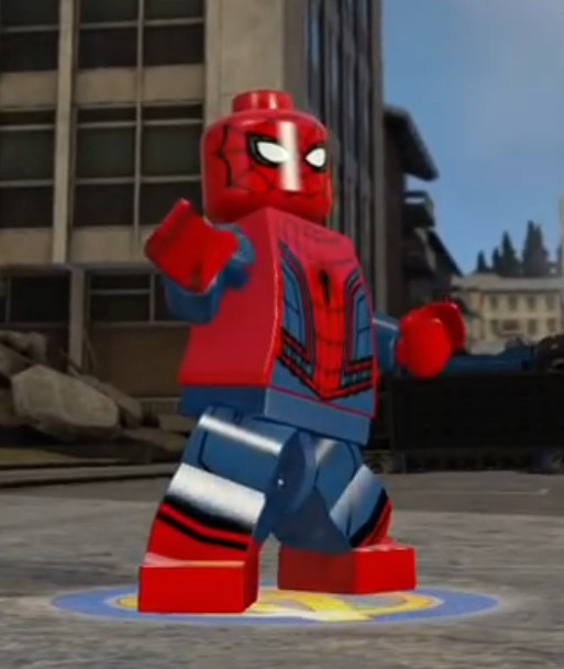 Spider-Man (Civil War) | Lego Marvel and DC Superheroes Wiki