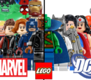 Lego Marvel and DC Superheroes Wiki