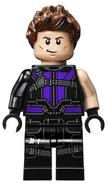 LEGO Hawkeye Civil War