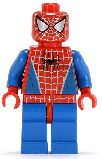 Spider man 2003 lego marvel and dc superheroes wiki fandom powered by wikia - Coloriage spiderman 1 ...